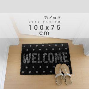 MwSt. Individueller Teppich 100 X 75 Cm ...